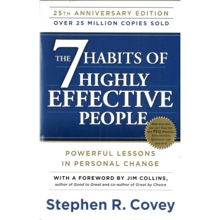 The 7 Habits of Highly Effective People : Powerful Lessons in Personal Change (Accounting For Non)