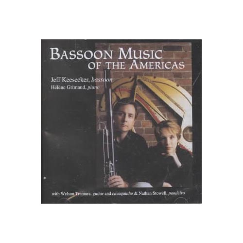 BASSOON MUSIC OF THE AMERICAS / VARIOUS