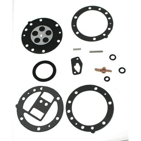 JSP Brand Kawasaki Yamaha SeaDoo Round Body Carb Round Mikuni BN Carburetor Rebuild Kit -