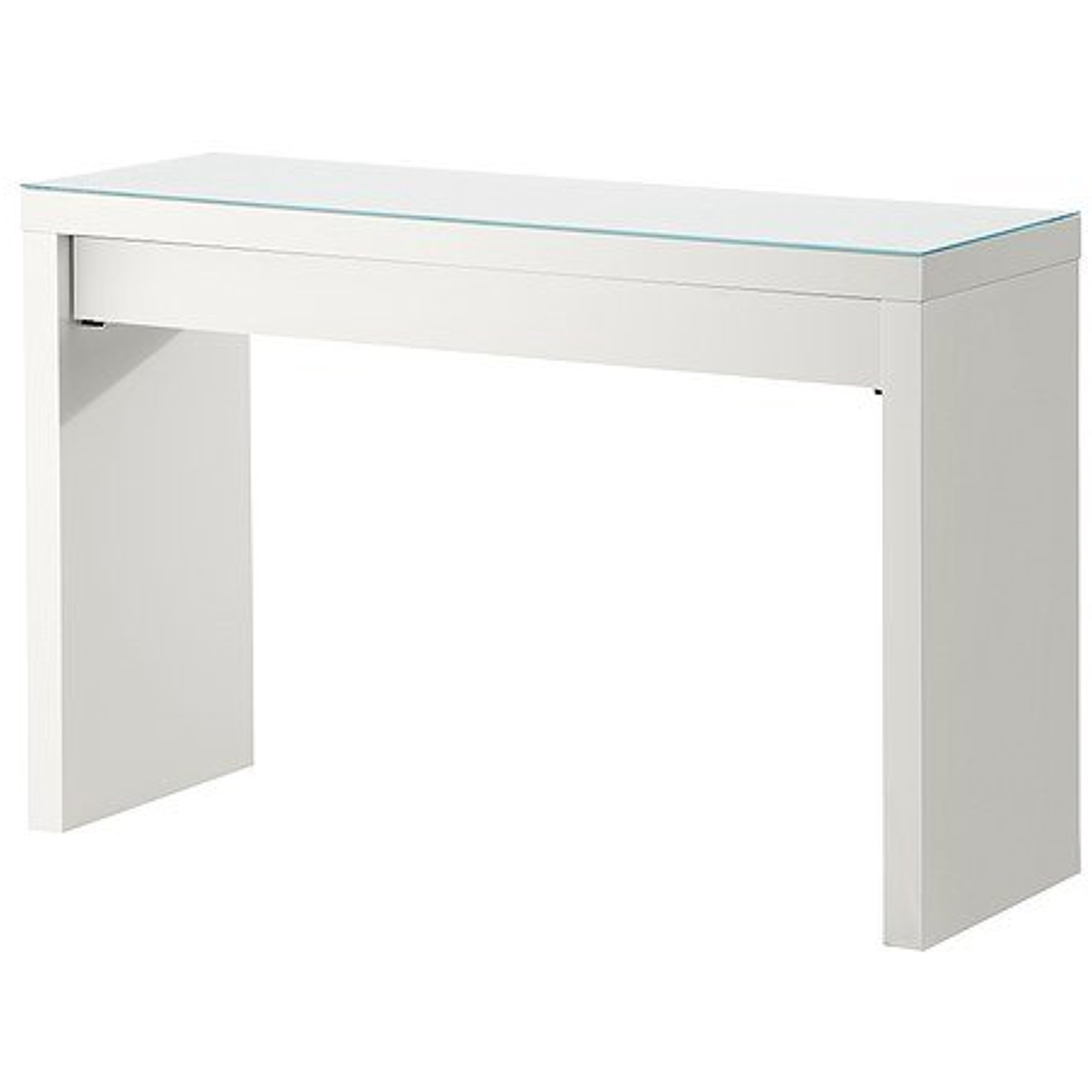 Ikea Dressing Table, White, 47 1/4 X 16 1/8 X 30 3/4, Depth Of Drawer: 13 3/8, Malm 6210.21120.42 by Ikea