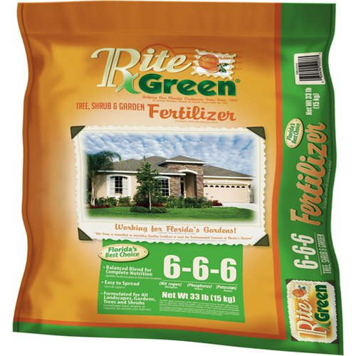 Rite Green 6-6-6 Fertilizer