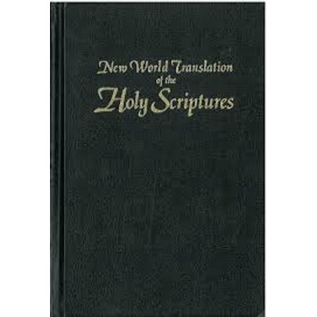 New World Translation of the Holy Scriptures -