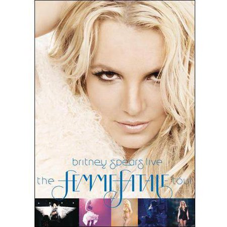 Britney Spears Live: The Femme Fatale Tour (Music