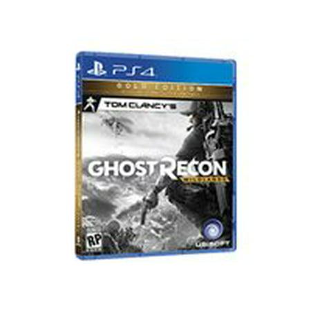 Tom Clancys Ghost Recon Wildlands Gold Edition Ubisoft Playstation 4 887256022686