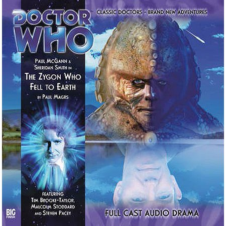 The Zygon Who Fell to Earth (Doctor Who: The New Eighth Doctor Adventures) (Doctor Who: the Eighth Doctor Adventures) (Audio (Best Doctor On Earth)