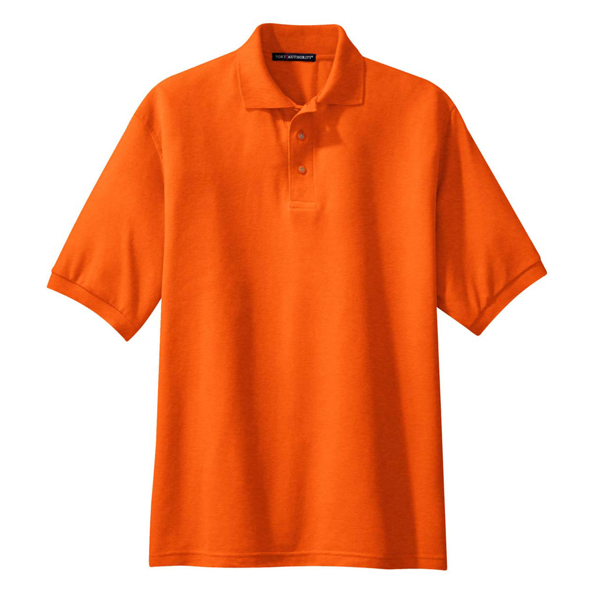 Port Authority Men's Comfortable Silk Touch Polo Shirt