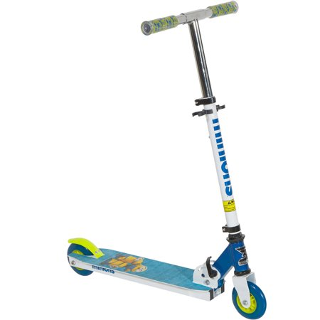 Minions 2-Wheel Folding Scooter Only $9
