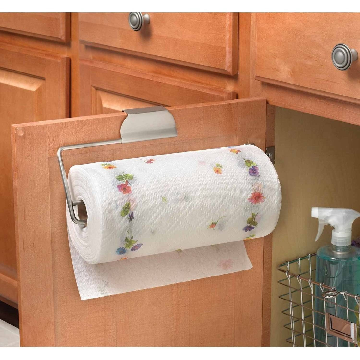 Spectrum Diversified 76771 Over The Door Paper Towel Holder
