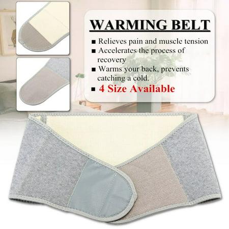 Pain Thermal (Wedlies Warming Belt RHEUMATIC Back Pain Thermal Brace Radiculitis Warmer Kidney Support)