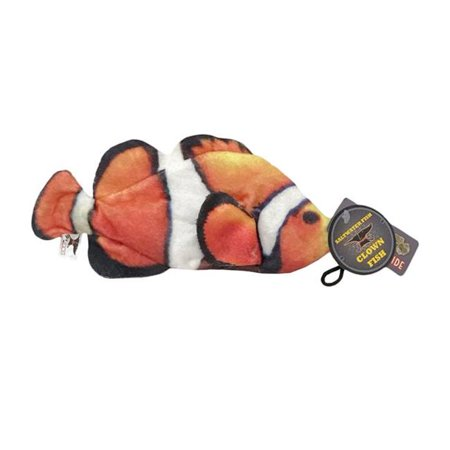 Steel Dog 54395 Clown Fish with Rope ()