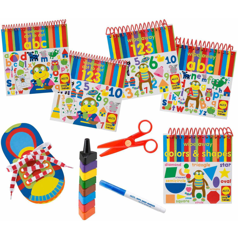 ALEX Toys Little Hands Ready Set School Walmart