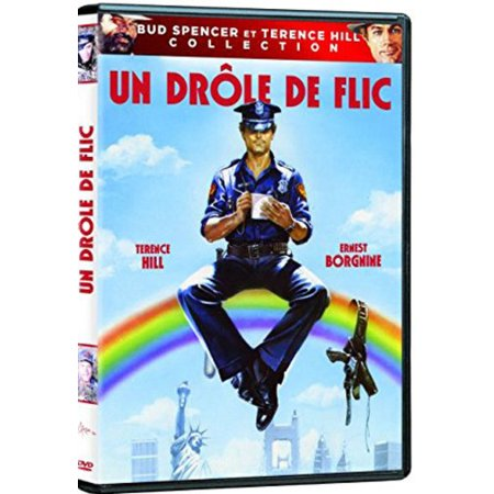 Un Drole de Flic (aka Super Fuzz) (DVD)