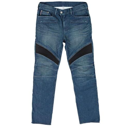 Joe Rocket Accelerator Jean 2015 Mens Pants Blue-Regular Length 34 USA