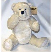 "22"" Life-Like Extra Soft and Cuddly Jointed Plush Polar Bear Stuffed Animal Hug"