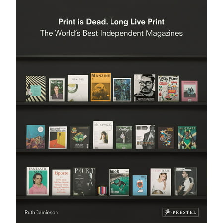 Long Magazine - Print Is Dead. Long Live Print : The World's Best Independent Magazines