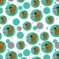 Scooby-Doo Ruh Roh Premium Gift Wrap Wrapping Paper Roll