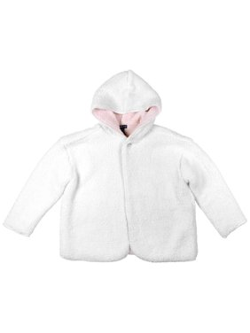 Limited Too Girls Sherpa Reversible Cardigan Sweater