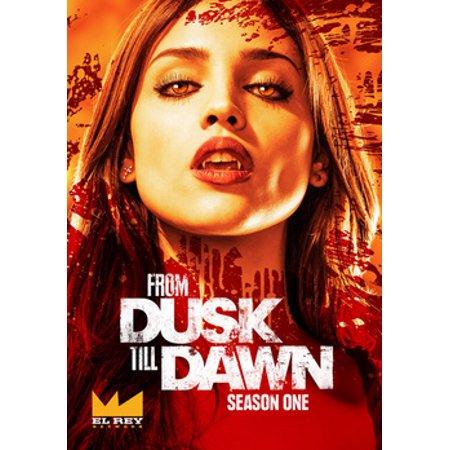 From Dusk Till Dawn: Season One (DVD) (From Dusk Till Dawn The Series Richie)