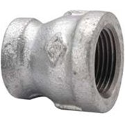Worldwide Sourcing Pipe Reducing Coupling 2 X 3/4 In Threaded Galvanized