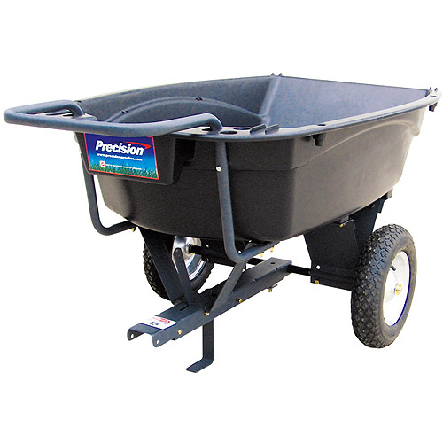Image of 10 Cu Push/Pull Poly Cart