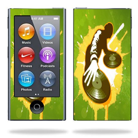 Skin Decal Wrap for Apple iPod Nano 7G 7th gen mp3 cover Hot Love Mp3 Accessories Set
