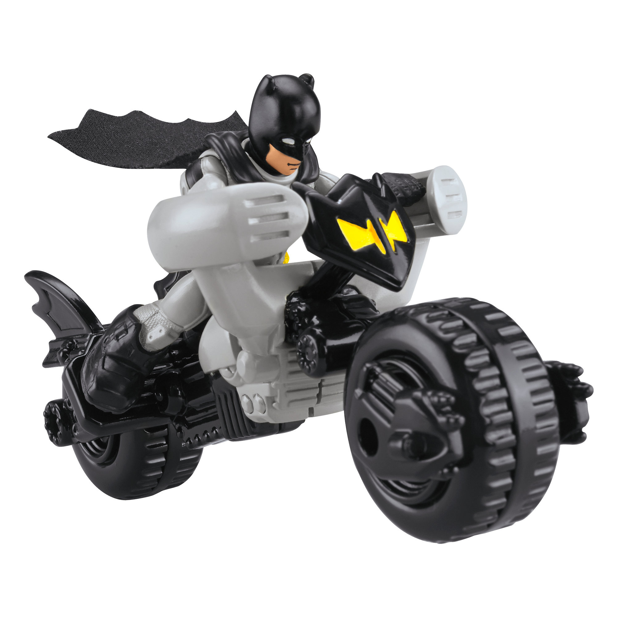 Fisher-Price Imaginext DC Super Friends Batman & Batcycle