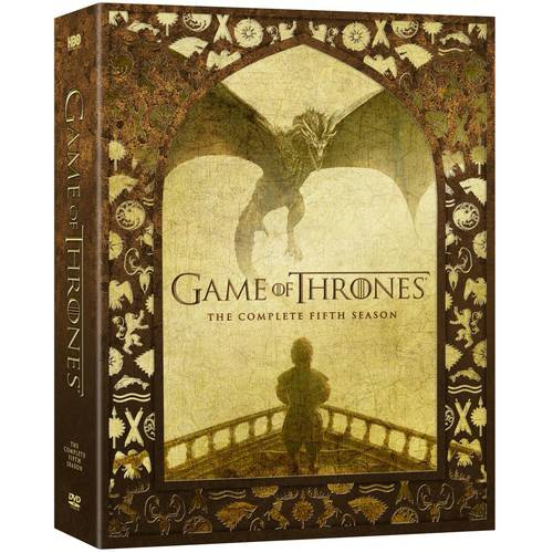 Game Of Thrones: The Complete Fifth Season (With INSTAWATCH)