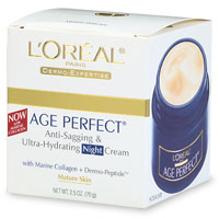 Loreal Age Perfect Anti Sagging And Ultra Hydrating Night...