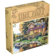 MasterPieces Time Away Weekend Getaway Jigsaw Puzzle, 1000-Piece