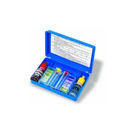 Deluxe Test Lead Kit - HydroTools 8420 Deluxe Two Way Swimming Pool Spa Chlorine Water Testing Test Kit
