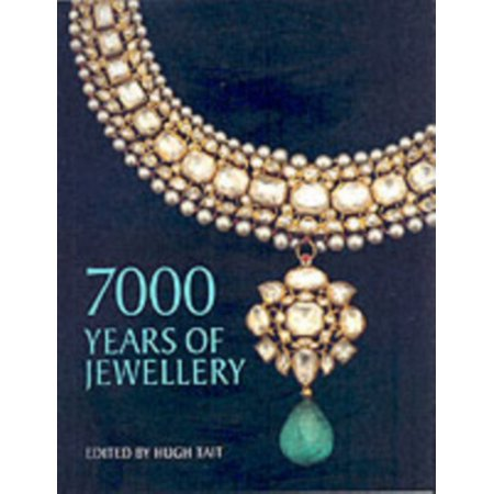 7000 Years Of Jewellery  Edited By Hugh Tait
