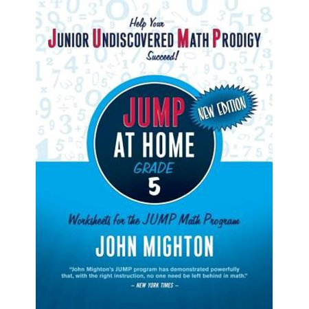 JUMP at Home, Grade 5 : Worksheets for the JUMP Math Program