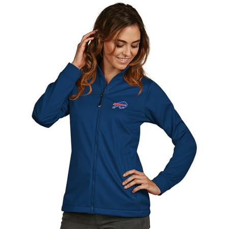 a7ea7e74 Buffalo Bills Women's Antigua Full-Zip Golf Jacket - Royal