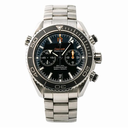Pre-Owned Omega Seamaster 232.30.4 Steel Watch (Certified Authentic & Warranty)