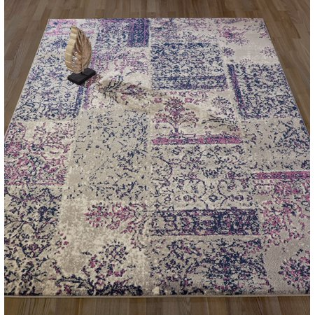 Diagona Designs Contemporary Vintage Damask Patchwork