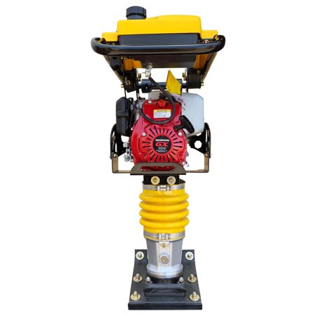 Honda GX100 New Model Jumping Jack Tamper Rammer Dirt Compactor Impact Vibratory 3 Year Warranty ()