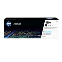 HP 410X (CF410X) High Yield Black Original Laserjet Toner Cartridge