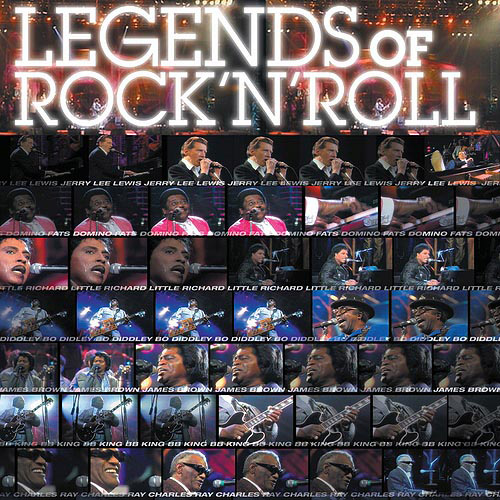 Legends Of Rock 'N' Roll (CD/DVD)