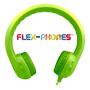 Hamilton Buhl Flex-Phones Foam Headphones Green Grades Kindergarten to 3rd Grade