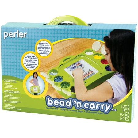 Perler Fun Fusion Fuse Bead Design and Go Activity - Halloween Perler Designs