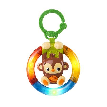 Grow Monkey - Bright Starts Shake & Glow Monkey