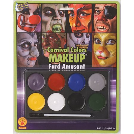 Carnival Color Makeup Costume Accessory