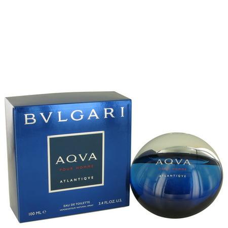 Bvlgari Aqua Atlantique by Bvlgari - Eau De Toilette Spray 3.4 (Aqua Eau De Toilette Spray)