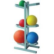 Medicine Ball Rack for 6 Balls Free Standing