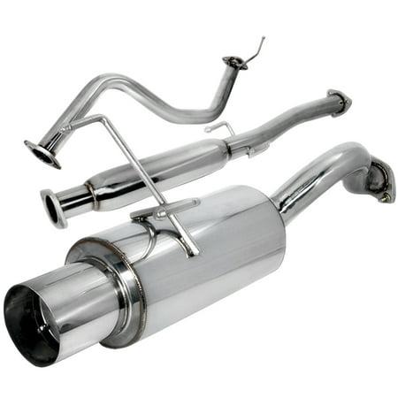 1992-1995 Honda Civic 3Dr 3D Exhaust Catback 92 93 94 95 Civic 3dr Carbon Fiber Spoon