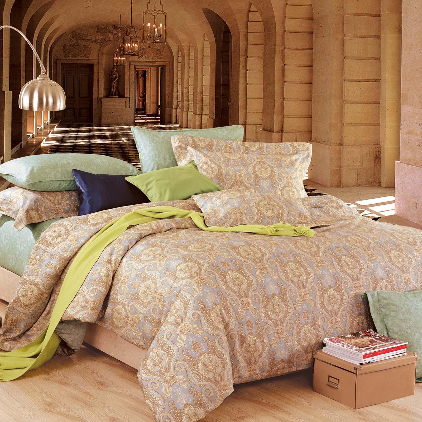 North Home Utopia 100% Cotton 4pc Duvet Cover Set Queen - image 1 of 1