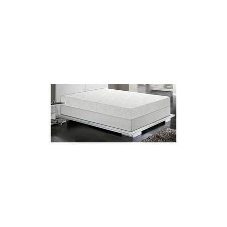 Charisma 2 Gel Memory Foam Mattress Twin Xl 80 In L X 39 In W X