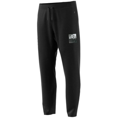 Mens Pants James Harden Slim Tapered Stretch XL (Adidas Slim Pants)