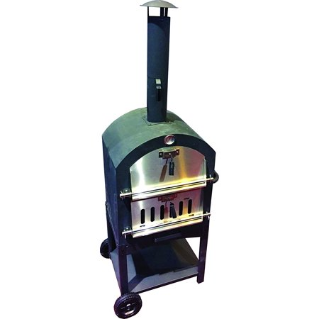 Gardman KUK002B Monterey Pizza Oven with Stone ()