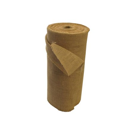 - LA Linen 15IN-Burlap-50Yard 50 Yards Burlap Fabric, Natural - 15 in.
